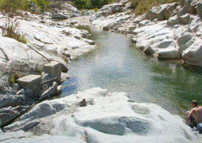 Baignade rivière